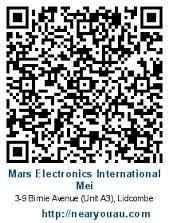 MEI QR code