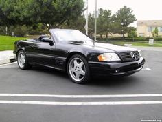 SL500 2000 Mercedes Benz
