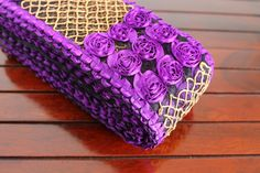 Floral Design Decorative TrimWide by ArtsyCraftsyShoppe on Etsy, $12.00
