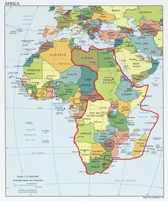 8 Best Geography map images