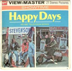 Happy Days View-Master packet