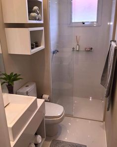 Home Renovation Bathroom Small Apartment Therapy 28 Ideas Very Small Bathroom, Small Bathroom Storage, Bathroom Design Small, White Bathroom, Small Storage, Master Bathroom, Bronze Bathroom, Simple Bathroom, Bath Design