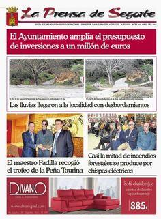 Tribuna Popular de Segorbe: La Prensa de Segorbe y el Segorbim-TV cumplen la l...