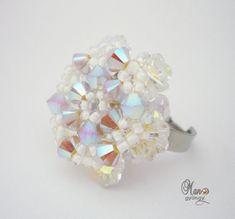 'Mano' bead jewelry handmade jewelry designer: Simply ring