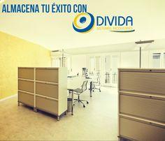 Los Espacios Modulares Divida,están diseñados para un mejor almacenamiento y disposición de espacio, para conocer más de nosotros puedes visitarnos en https://www.facebook.com/Divida-Sistemas-Modulares-C-A-455286628010920/  en nuestro sitio web http://divida.com.ve/ o contactarnos a través de nuestro correo electrónico info@divida.com.ve