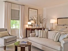 Greenwich, CT, Home I - transitional - bedroom - dallas - S. B. Long Interiors