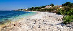 Beach Majakovac - Sutivan - Island Brač - Dalmatia - Split - Croatia