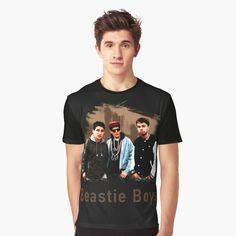 Beastie Boys, Boy Bands, Music, Pattern, Mens Tops, T Shirt, Stuff To Buy, Fashion, Musica