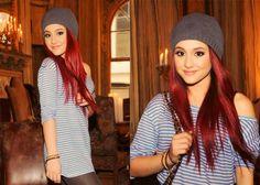 Red velvet hair dye pictures
