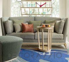 #sofa #design #interior #furniture #furnishings #interiordesign #designideas диван Volpi Contemporary Day, 2SLI-002-02M