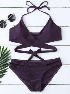 Deep purple rampage bikini great