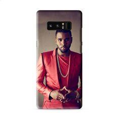 JASON DERULO WBR PRESS Samsung Galaxy Note 8 3D Case Caseperson