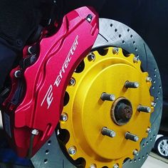 #effecter #brakesystem Chevy Caprice Classic, Honda Civic Coupe, Drifting Cars, Brake System, Brake Calipers, Go Kart, Fast Cars, Mazda, Masters