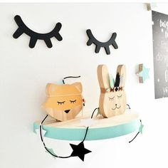2016 INS Kids Room Decoration 3D Wooden Eyelash Wall Sticker Black/Pink/White/Gold, Baby Bedroom Christmas Ornament Home Decor-in Wall Stickers from Home & Garden on Aliexpress.com | Alibaba Group