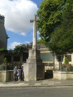 War memorial Victoria Park Bath