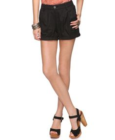 Simple shorts from Forever 21