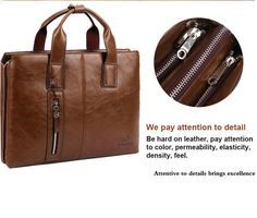 111.44$  Watch here - http://aliich.worldwells.pw/go.php?t=32348252932 - bags2015 Hot Men's Handbag Business Leather stone Pattern zipper 100% genuine leather male bandbag tote brown lulu lemon