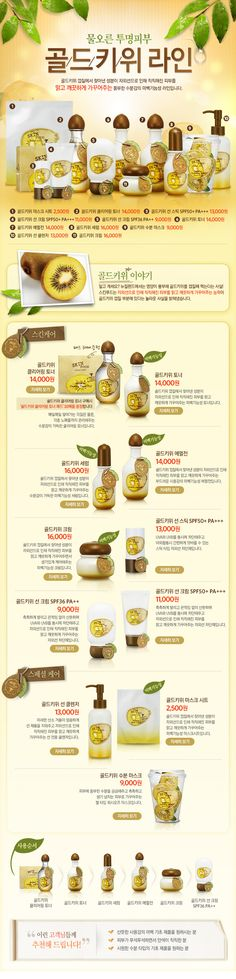 [Skin Food] GoldKiwi Sun Cleanser