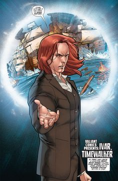 8-Page Preview: VALIANT NEXT Presents IVAR, TIMEWALKER #1, https://all-comic.com/2014/8-page-preview-valiant-next-presents-ivar-timewalker-1/