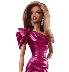 City Shine™ Barbie® Doll - Pink | Barbie Collector 2015 collection.