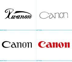 Mundo Das Marcas: CANON