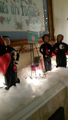 Byers Carolers Salvation Army Collection