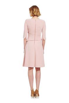 a6eb43ca81 Camelot A-line dress blush pink Rövid Ruhák, Női Divat, Ruhák, Kontorúzás