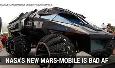 NASAが2020年に投入を目指す、有人火星探査車のコンセプトモデルを公開 - Engadget 日本版