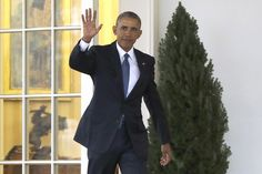 President Obama waves as he leaves the Oval Office on Jan. 20, before the start of inaugural festivities for Donald Trump.  Some Democrats may think former President Barack Obama has been too quiet since leaving office on Jan. 20 — particularly on the subject of his controversial successor, Donald Trump