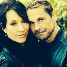 Katey Sagal & Kurt Sutter // Sons Of Anarchy