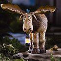 Bruce the Moose Bird Feeder & Lantern