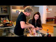 Домашняя кухня Гордона Рамзи - Как всех поразить и удивить? - YouTube