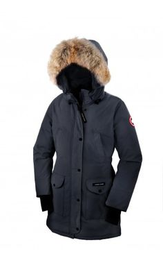 0584918d47f4 Canada Goose Trillium Parka Navy Women  AskAnyOneWhoKnows Canada Goose  Parka