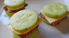 cucumber bites sandwich, top-pinned sandwich on Pinterest