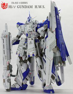Hi-ν Gundam HWS