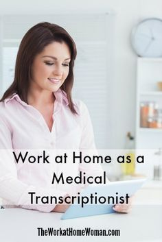 Are you a good listener, detail oriented, self disciplined, and have excellent spelling and grammar? Then a home-based career in medical transcription may be the perfect work at home job for you. Read here to see if this is your calling.