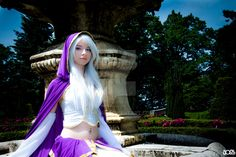 Jaina Proudmoore by Shr3ku #cosplay #costume artistic photography