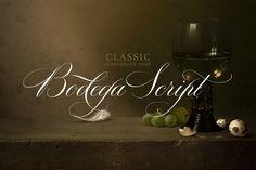Bodega Script by vatesdesign on @creativemarket