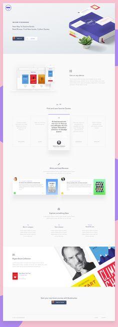 jpg by Sasha Martynchuk Cool Web Design, Minimal Web Design, Creative Web Design, Web Ui Design, Ui Kit, Design Sites, Landing Page Design, Website Design Inspiration, Le Web