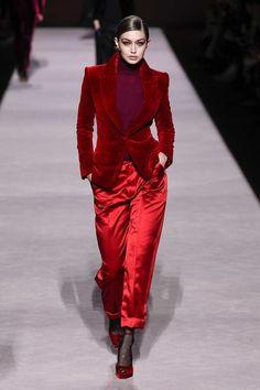 Tom Ford | Ready-to-Wear - Autumn 2019 | Look 43