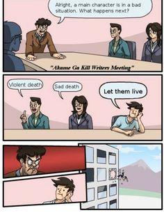 akame ga kill memes - Google Search