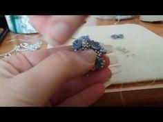 "DIY orecchini ""Iosa"" con IOS par Puca - YouTube"