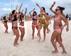 Top 20 Spring Break Destinations: Coast To Coast And Around The World
