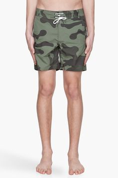 G-star Green Camouflage Ripstop Swim...    $95.00 Youre Cute, Camouflage, Swimming, Stars, Green, Fashion, Kisses, Camo, Swim