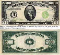 "old 50 dollar bill back | Big Polluter Misstep: ""Here's $5,000, Please don't sue us."""
