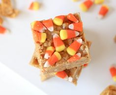 No Bake Sweet and Salty Peanut Butter Bars