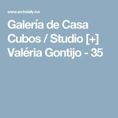 Galería de Casa Cubos / Studio [+] Valéria Gontijo - 35