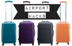 Airport Hacks: Chelsea Edition I absolutely love to travel, and thank goodness for that because I travel often! Just recently I went to Coachella in California, and also went to Playlist Live in Orlando! Because I travel bunches, I spend lots of time in airports. Now, I wouldn't say I am an expert at airports, but I know a t...  Read More at http://www.chelseacrockett.com/wp/urban/airport-hacks-chelsea-edition/.  Tags: #Advice, #Airport, #AirportAdvice, #AirportHacks,