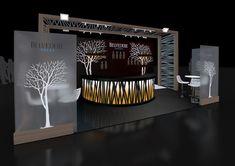 champagne stand exhibition - Google zoeken