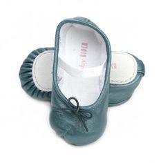 Baby Bloch Petrol blue Ballerina shoes